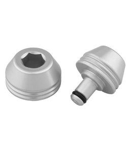 Wolf Tooth 12mmRear Axle Trainer Cap