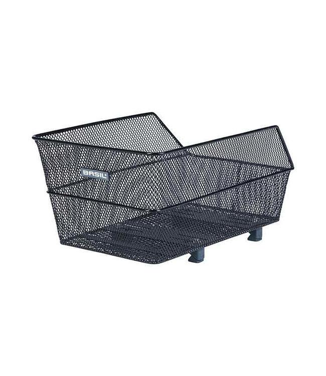 Basil Cento WSL Rear Basket Black