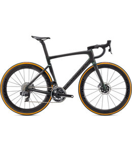 Specialized Specialized S-Works Tarmac SL7 SRAM Red eTap AXS Carbon / Colour Run Silver Green