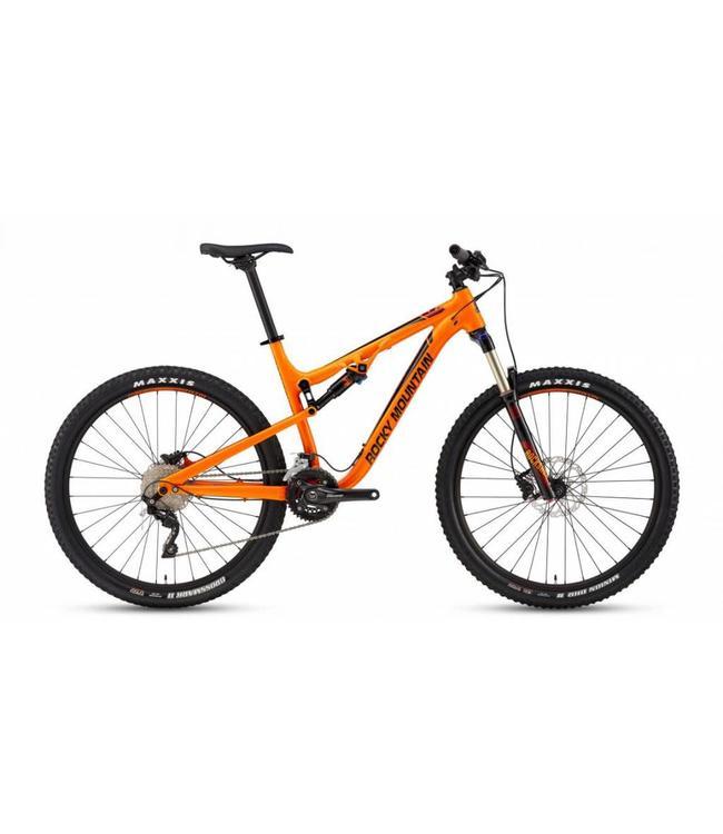 Rocky Mountain Rocky Mountain 17 ThunderBolt 730 Orange L
