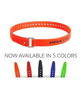 """Voile Voile Strap XL Aluminium Buckle Orange 32"""""""