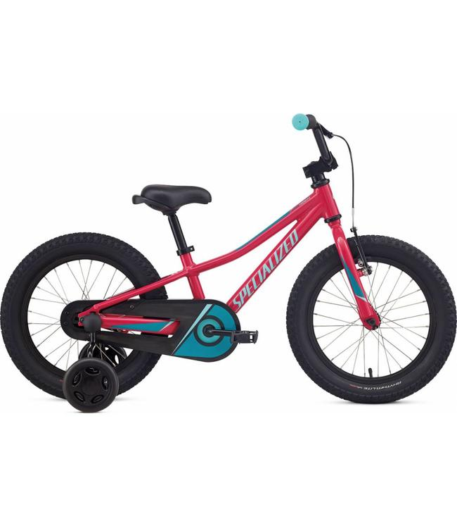 Specialized Specialized 21  Riprock 16  Coaster Gloss Rainbow Flake Pink / Turquoise / Light Turquoise