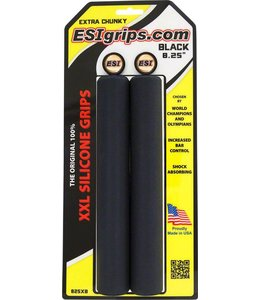 ESI Grips ESI Grips Extra Chunky Black XXL Jones 825XB