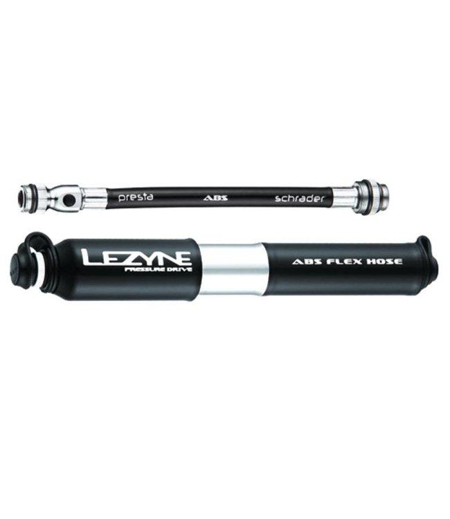 Lezyne Lezyne Hand Pump Pressure Drive 120psi Black Medium