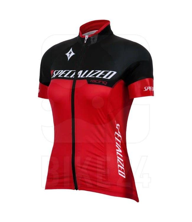 Specialized Specialized Jersey SLPro Wmn Red / Blk Team XS
