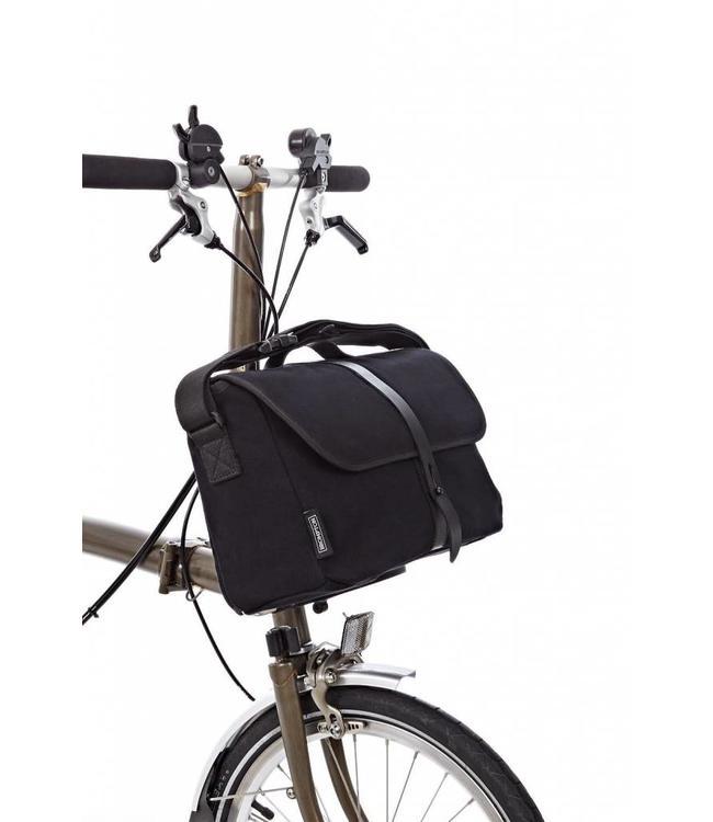 Brompton Brompton Shoulder Bag Black w/ Cover Frame