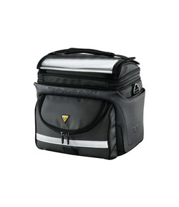 Topeak Topeak Tourguide Handlebar Bag DX Black