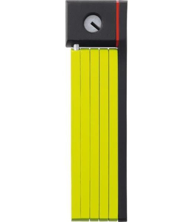 Abus Abus Lock Bordo U Grip 5700 Lime 80cm
