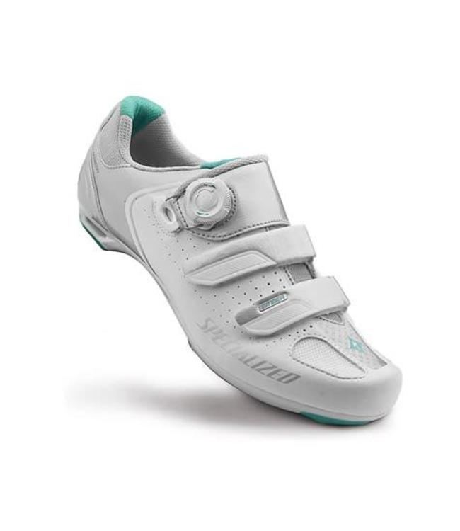 Specialized Specialized Shoe Ember Road Women White / Emerald Green 39