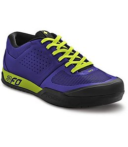 Specialized Specialized 2FO Flat Women MTB Shoe Indigo / Hyper Green 38