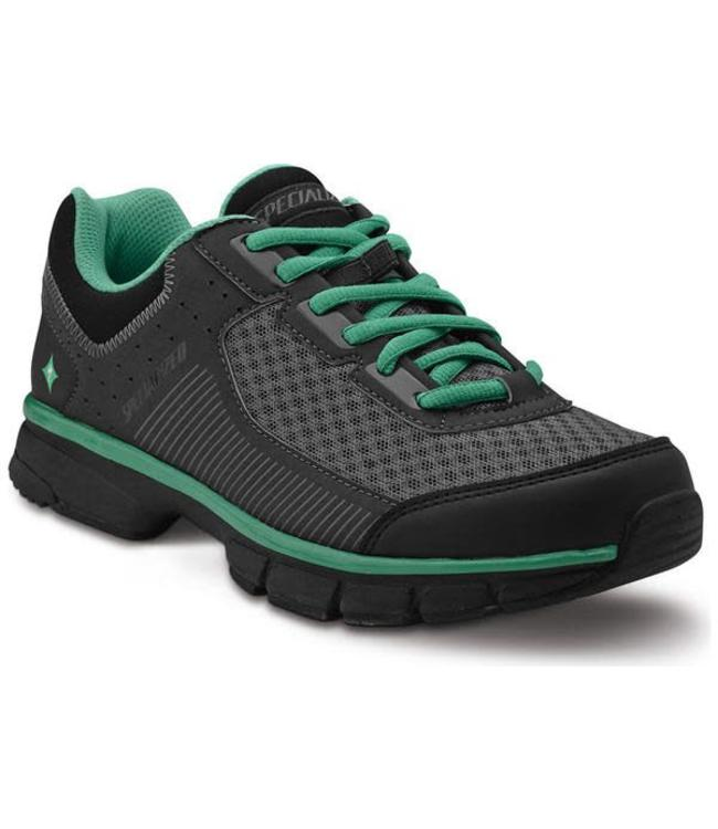 Specialized Specialized Cadette  Womens Shoe Black / Green 38
