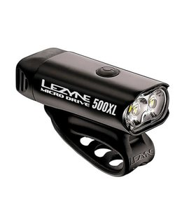 Lezyne Lezyne Light Micro Drive 500 XL Black