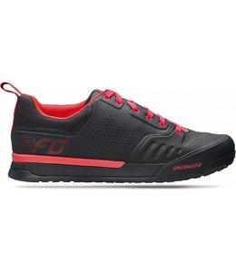 Specialized Specialized Shoe 2FO Flat 2.0 Black/Rocket Red 44
