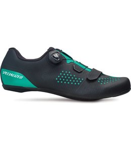 Specialized Specialized Shoe Torch 2.0 Road Women Black / Acid Mint 43