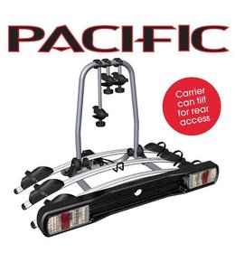Pacific Pacific Car Rack 3 Bike Platform