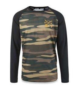 Dakine Dakine Dropout Jersey L/S Field Camo XL