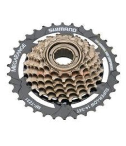 Shimano Shimano Multi Freewheel MF-TZ500 7 Speed 14 - 34T