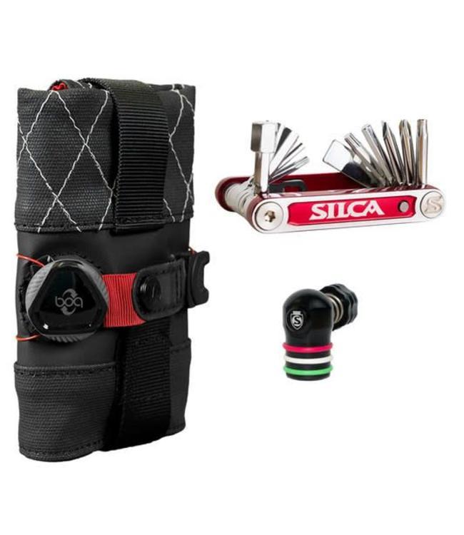 Silca Silca Seat Bag/Roll Premio Loaded