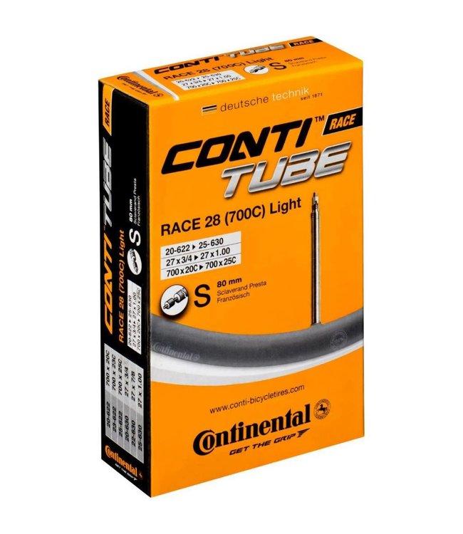 Continental Continental Tube 700x20-25 Race Light Presta 80mm Valve