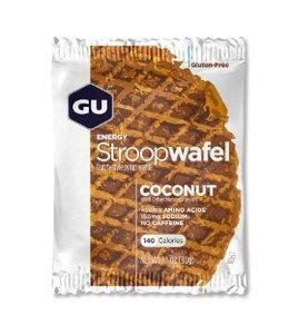Gu Gu StroopWafel Coconut (Gluten Free)