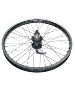 DM-24  Novatec wheel rear 20 inch 6 bolt 8/10 speed