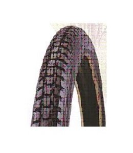 Duro Duro Tyre 27 x 1 1/4 Block Tread Black