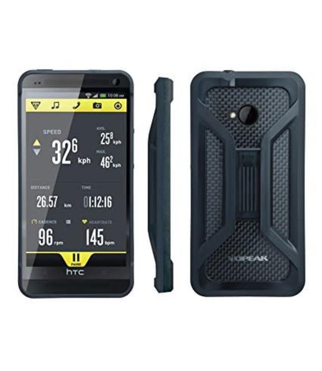 best service 77191 f4a5a Topeak PhoneCase RidCase HTCONE