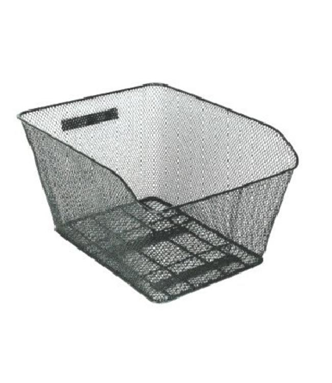 BPW Basket Rear Fixed Black