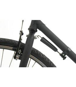 Hebie Hebie Steering Stabilizer Elastomer Black With Clamp 27mm - 62mm 0696 62 E