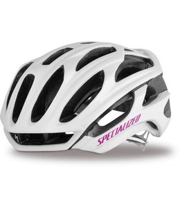 Specialized Specialized Helmet S Works Prevail Women White / Pink Large