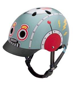 Nutcase Nutcase Helmet Little Nutty Tin Robot