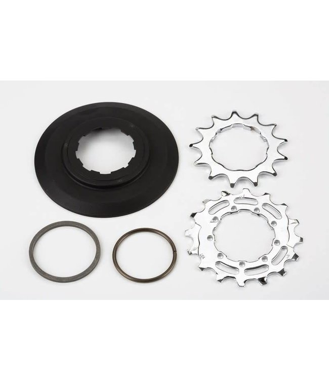 Brompton Brompton Sprocket/ Disc Set 13/16T 3/32 BWR 6 Spd