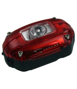 Serfas Serfas Rear Light Guardian Blast 100 Lumen