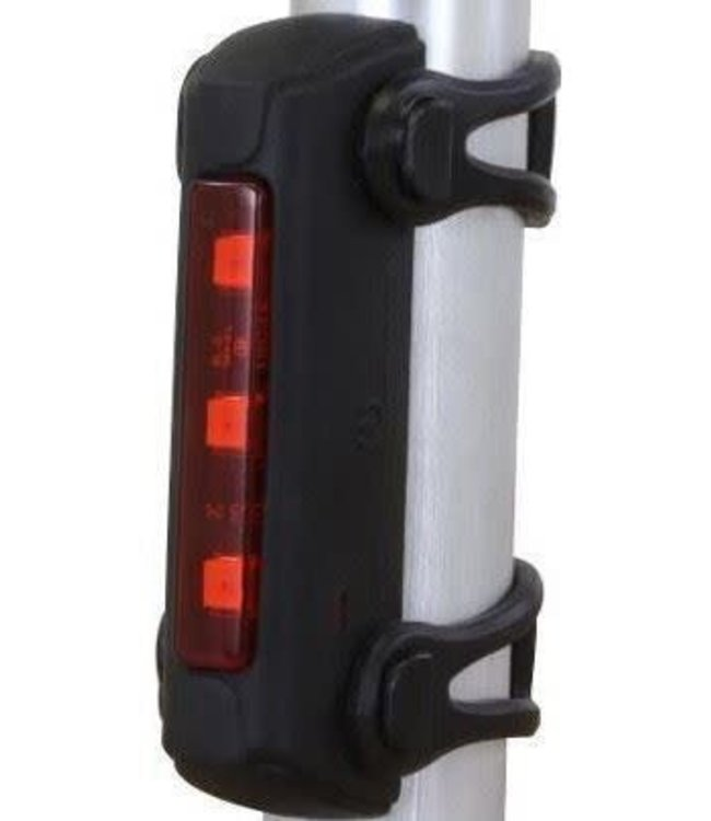Serfas Serfas Rear Light Trident USB