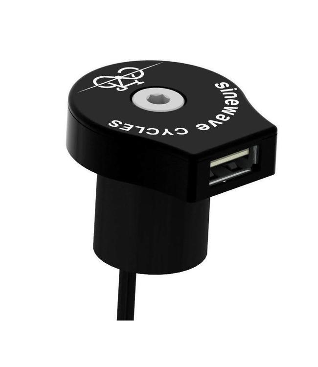 Sinewave Sinewave Reactor Black USB Charger