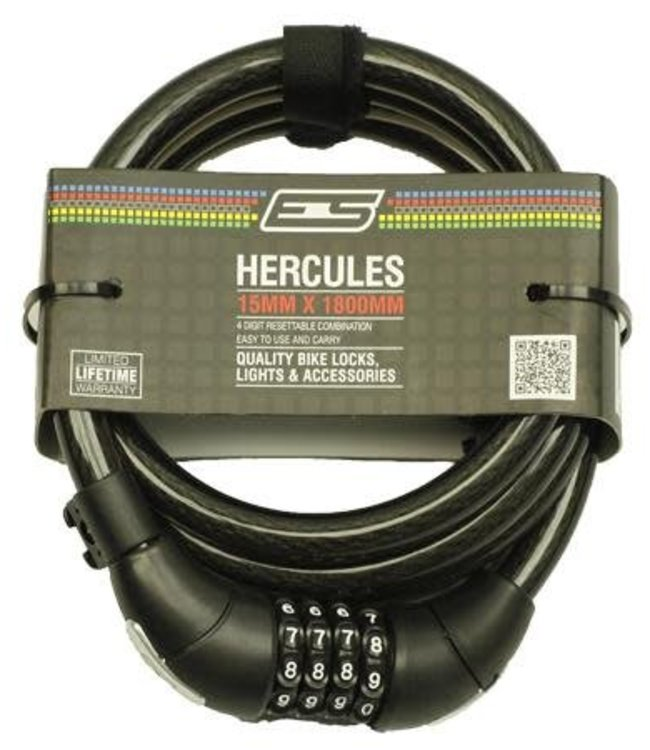 ES Lock Combo Hercules 15mm x 1800mm