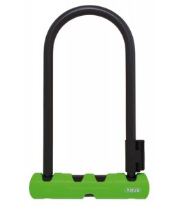 Abus Abus Lock U-Bolt Ultra 410-230+SH34 Green