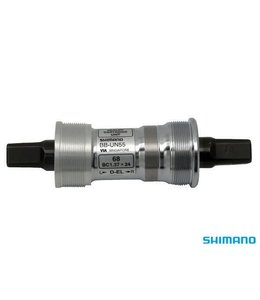 Shimano Shimano Bottom Bracket UN55 68x118mm