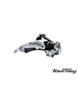Shimano Shimano Tourney Front Derailleur FD - TY500 Lo Clamp Dual Pull