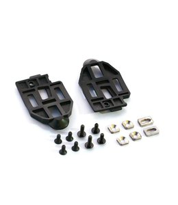 Keywin Carbon Cleats and Hardware