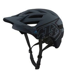 Troy Lee Design Troy Lee Designs 18 A1 AS Mips Classic Grey Small