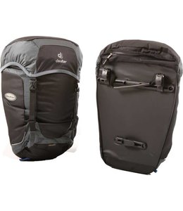 Deuter Deuter Rack Pack Uni 741 Black/Granite