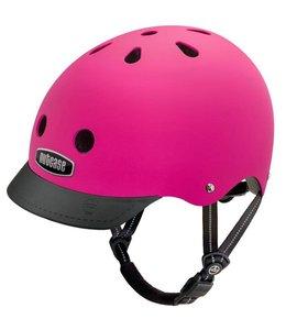 Nutcase Nutcase Helmet Fuscia Matte Medium