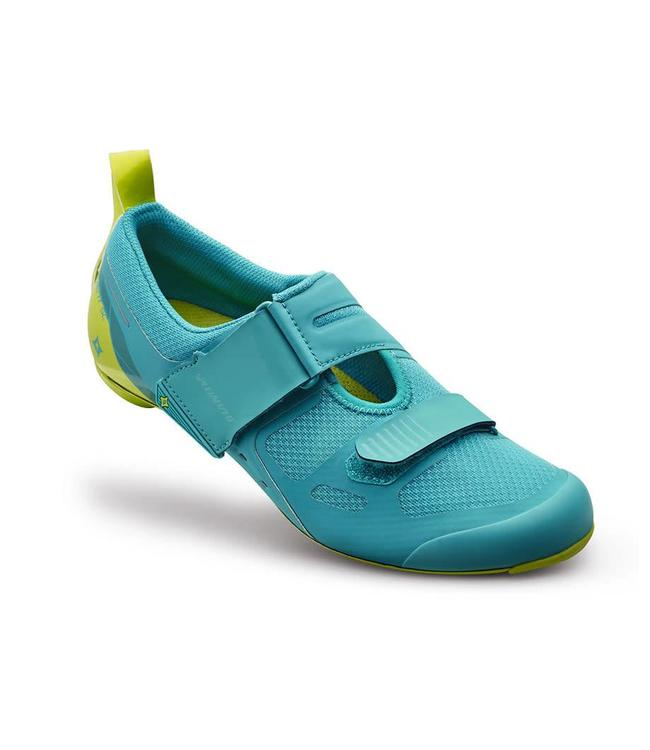 Specialized Specialized Shoes Trivent SC Womens Turquoise / Hyper Green 38