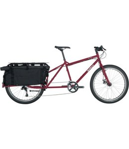 "Surly Surly Big Dummy 20"" Large Maroon"