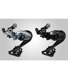 Shimano Shimano Rear Derailleur 105 RD - R7000 11 Speed Medium Cage Black