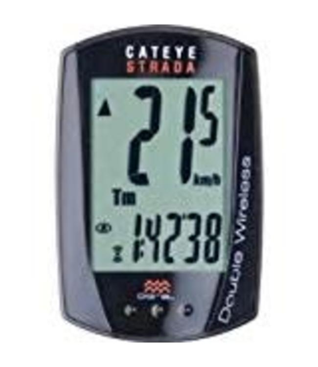 Cateye Cateye Strada Double Wireless Speed/Cad