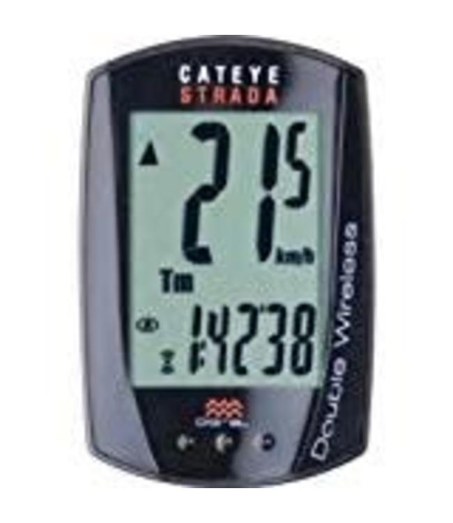 Cateye Cateye Strada Double Wireless Speed/Cad