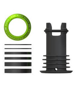 OneUp OneUp Components EDC Every Day Carry Top Cap Green