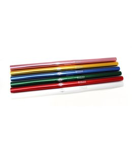 Soma Fabrications Soma Fabrications Straight Bar Anodized Red 50cm